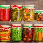 Légumes en bocaux : quand la conservation s'impose
