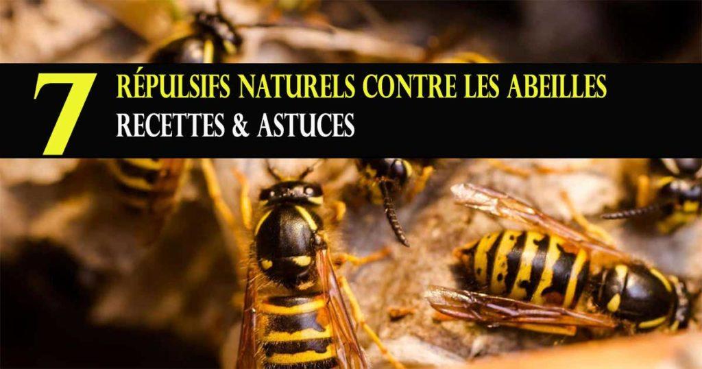 repulsif abeilles naturel