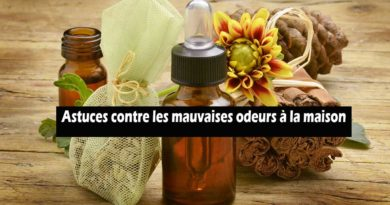astuces mauvaises odeurs