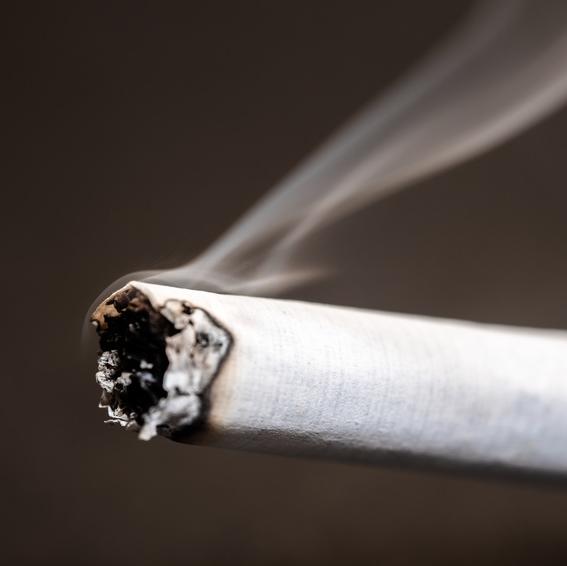 odeur tabac