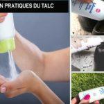 11 utilisations méconnues du talc