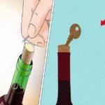 Des idées pratiques pour déboucher & conserver  une bouteille de vin