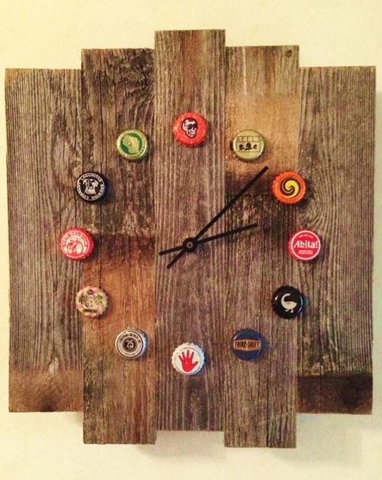 horloge capsule