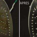 6 astuces faciles pour nettoyer la semelle de votre fer à repasser