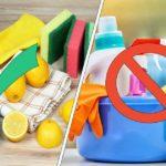 Substituez ces produits dangereux pour votre santé par des produits naturels