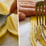 4 Vertus magiques de la peau de banane