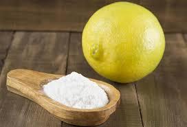 citron contre odeur frigo