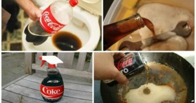 usages coca cola