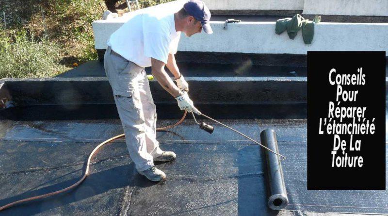 reparer toiture maison