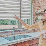 Nos conseils pour bien habiller les fenêtres de votre cuisine