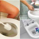 Essayez ces astuces naturelles pour détartrer les toilettes