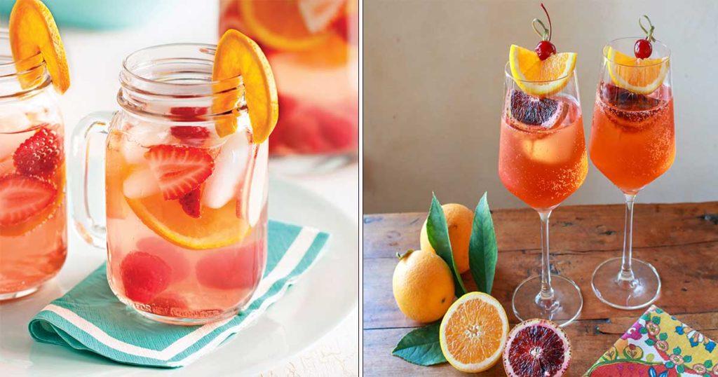 cocktail printemps
