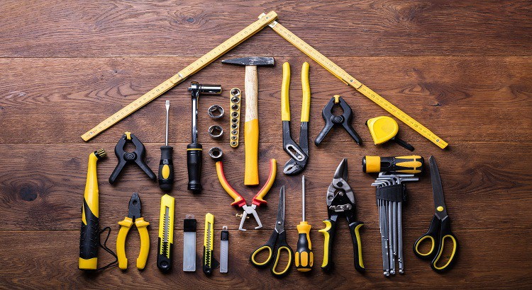 choix outils bricolage