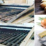 6 astuces maison pour nettoyer les grilles-four et les barbecues