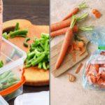 Guide pour la conservation de vos légumes au congélateur